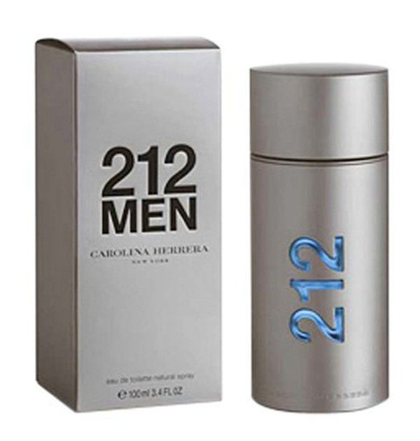 Nước hoa nam Carolina Herrera 212 for Men 100ml