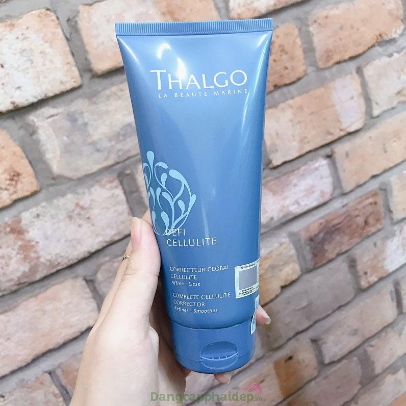 """Thalgo Complete Cellulite Corrector – """"Người bạn đồng hành"""" cùng làn da hoàn hảo của phái đẹp"""