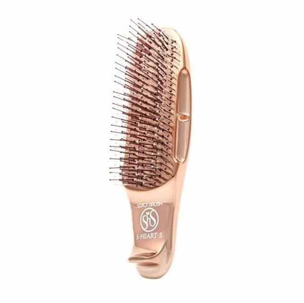Scalp Brush World Model Short - Lược gội đầu thần kì Scalp Brush SHS vàng – ngắn bán chạy số 1 Nhật Bản