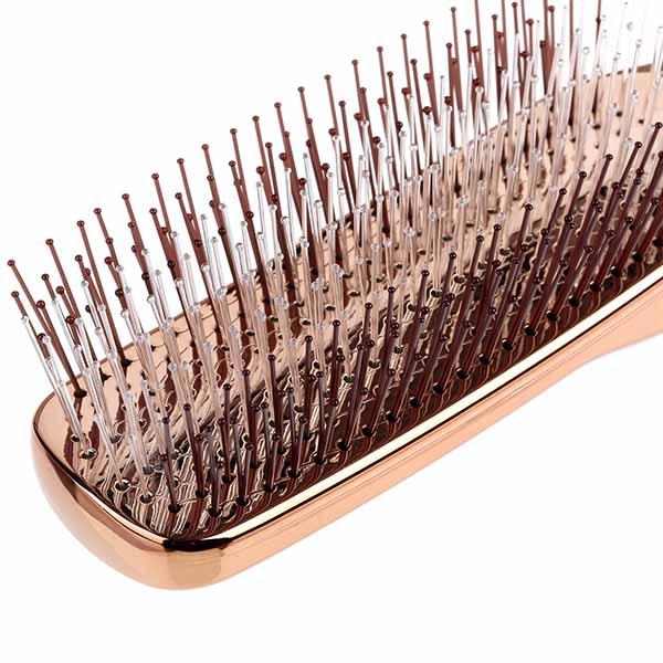 lược Scalp Brush SHS vàng – ngắn