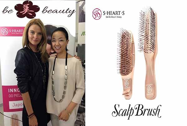 Thương hiệu S-Heart-S – Mang sứ mệnh cách mạng hóa thói quen chăm sóc tóc của mọi người