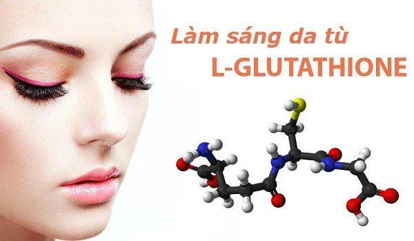 """""""Bùng nổ"""" xu hướng làm trắng da từ bên trong bằng L-Glutathione – Bạn đã biết"""