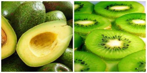 Da trắng ngọc ngà nếu biết cách sử dụng chanh và kiwi