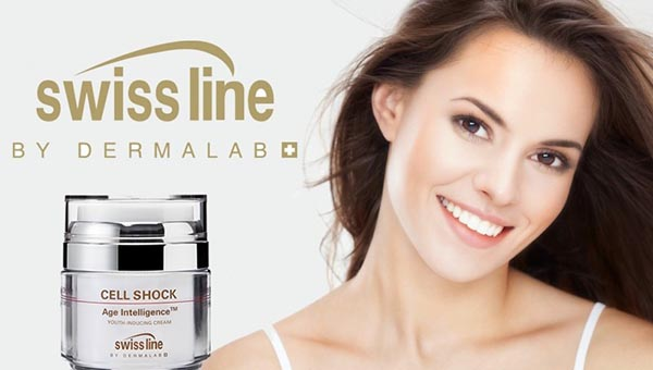 Kem dưỡng mắt Swissline Cell Shock Youth-Inducing Eye Cream
