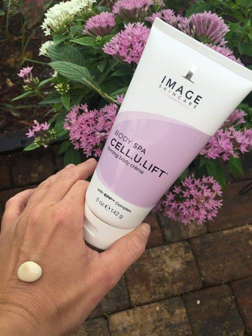 Kem săn chắc da toàn thân Image Skincare Body Spa Cell.U.Lift Firming Body Crème 142g