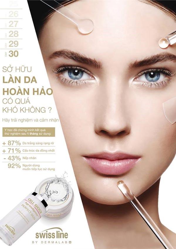 Swissline Cell Shock Age Intelligence Perfect Skin Ref
