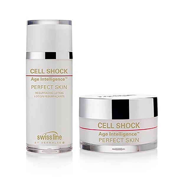 Swissline Cell Shock Age Intelligence Perfect Skin có thực sự tốt không