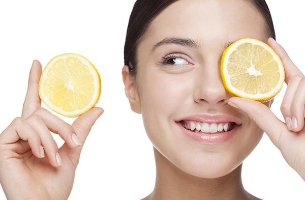 Vitamin C Mask Pan White