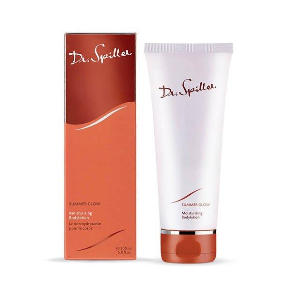 Dr.Spiller SUMMER GLOW Moisturizing Body Lotion - Kem dưỡng ẩm toàn thân được yêu thích nhất tại Đức