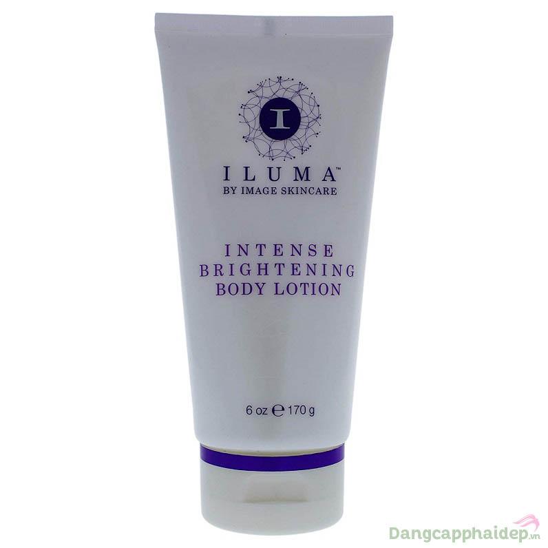 ILUMA Intense Brightening Body Lotion 170g – Lotion dưỡng trắng da toàn thân cao cấp của Mỹ