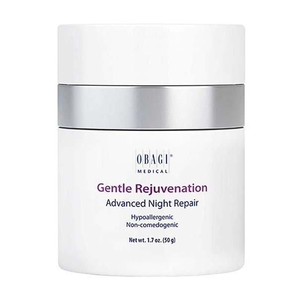 Kem dưỡng đêm chuyên sâu Obagi Gentle Rejuvenation Advanced Night Repair 50g – Trẻ hóa làn da mịn màng, trắng sáng ngay cả trong giấc ngủ