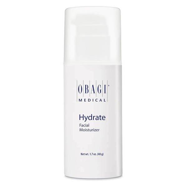 Kem dưỡng ẩm Obagi Hydrate Facial Moisturizer 48g của Mỹ - Cấp ẩm tức thì cho làn da mịn màng, tươi mới