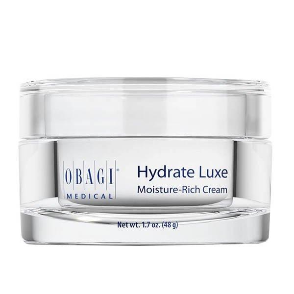 Kem siêu dưỡng ẩm Obagi Hydrate Luxe 48g của Mỹ – Tức tốc dưỡng ẩm sâu cho da trong suốt 8 giờ