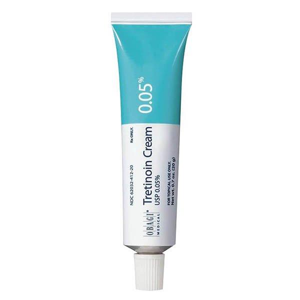 Kem trị mụn, chống lão hóa da Obagi Tretinoin Cream 0.05% 20g bán chạy số 1 tại Hoa Kỳ
