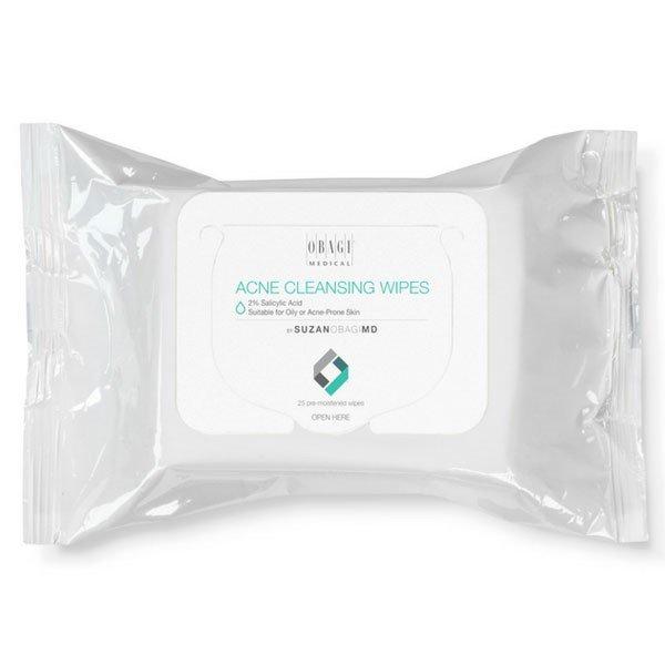 Khăn giấy điều trị mụn Suzanobagimd Acne Cleansing Wipes bán chạy số 1 tại Mỹ