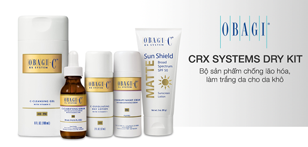 Obagi CRx Systems Dry Kit