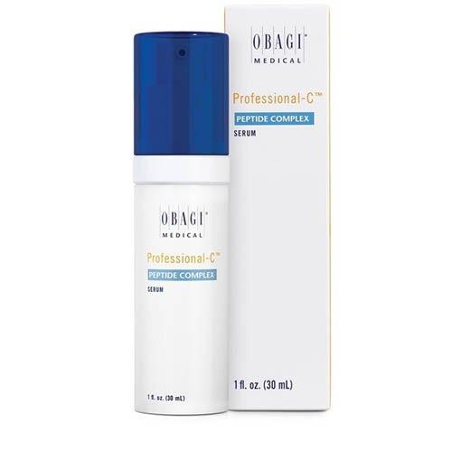 Serum ngừa lão hóa, dưỡng sáng da Obagi Professional-C Peptide Complex Serum 30ml – Tức tốc xóa mờ nếp nhăn chỉ trong 28 ngày