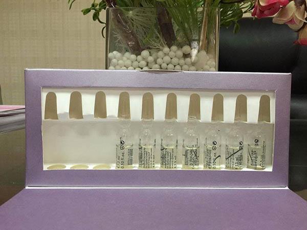 Tinh chất chống lão hóa Dr Spiller Collagen Ampoules With C+E+S Marin Complex