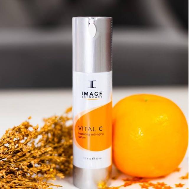 Image Vital C Hydrating Anti Aging Serum 50ml – Tinh chất dưỡng ẩm, giảm kích ứng da của Mỹ