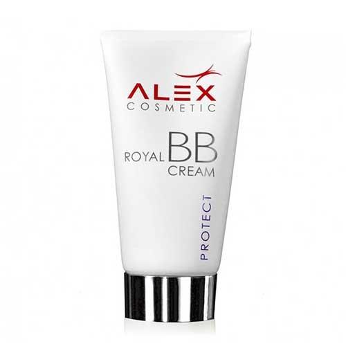 kem chống nắng vật lý Alex Cosmetic Royal BB Cream