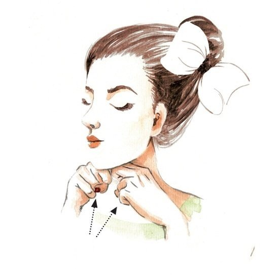 máy massage mặt Magica Beauty Moon double