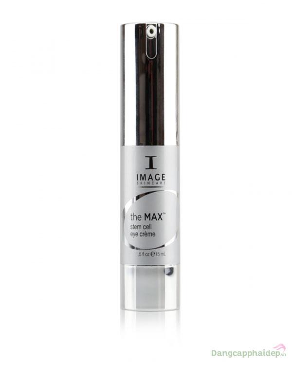 Image The Max Stem Cell Eye Creme 15ml - Kem chống nhăn, giảm bọng mắt  của Mỹ