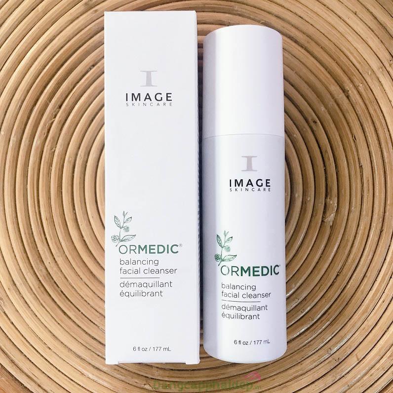 """Sữa rửa mặt Image Ormedic Balancing Facial Cleanser – """"Giải pháp"""" cho làn da sạch tinh khiết, sáng mịn không tỳ vết"""