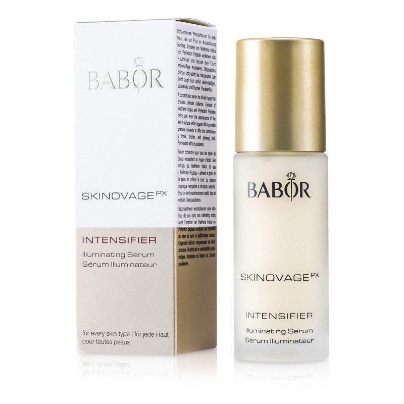 Babor Intens Illuminating Serum 30ml của Đức – Serum đồng hòa sắc tố, dưỡng trắng da dành cho da mụn kích ứng