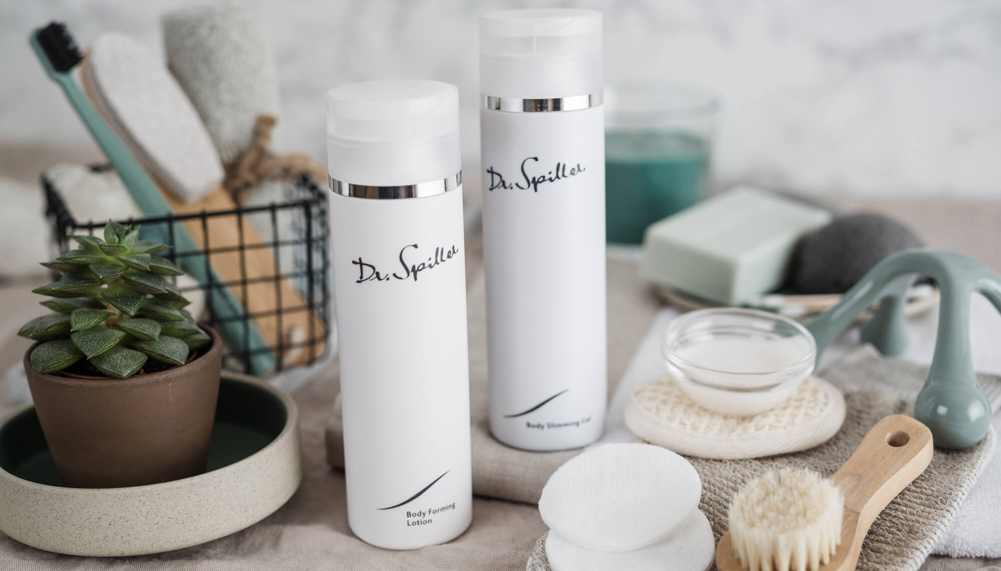 Review giải mã Dr Spiller Body Forming Lotion giảm mỡ, eo thon hot nhất hiện nay