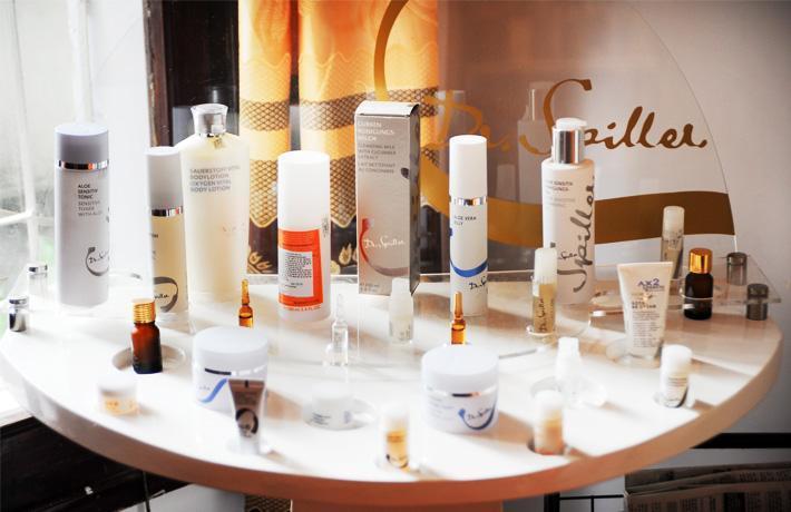 DR SPILLER HERBAL CLEANSING GEL - Sữa rửa mặt gel tạo bọt chiết xuất từ thảo dược trị mụn