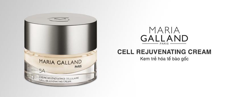 Kem dưỡng trẻ hóa da từ tế bào gốc Maria Galland 5A Cell Rejuvenating Cream