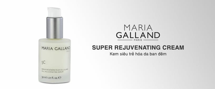 Serum trẻ hóa da từ tế bào gốc Maria Galland Cell Rejuvenating Serum 5C