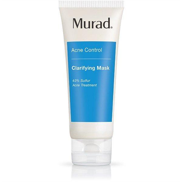 Murad Clarifying Mask 75g - Mặt nạ giảm dầu, trị mụn cao cấp đến từ Hoa Kỳ