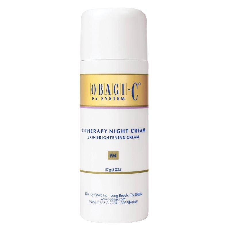 """Kem dưỡng đêm Obagi-C Rx C-Therapy Night Cream – """"Bí mật"""" phía sau làn da mịn màng, trắng sáng không tỳ vết"""