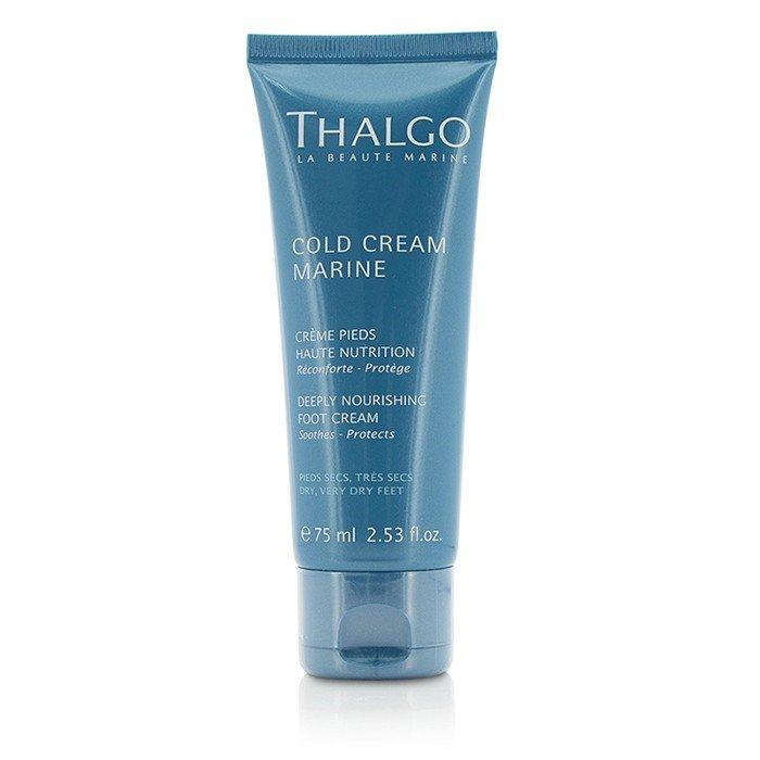 """Kem dưỡng da chân Thalgo Deeply Nourishing Foot Cream 75ml của Pháp – """"Bí kíp"""" giữ gìn đôi bàn chân mềm mịn, khỏe mạnh tự nhiên"""