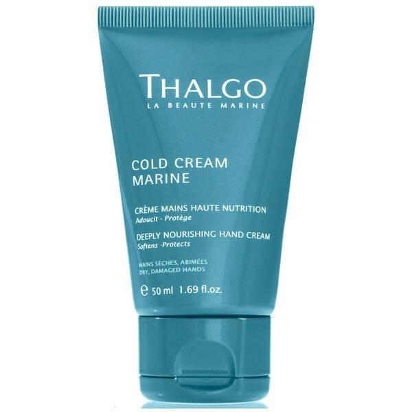 Kem dưỡng trẻ hóa và mịn da tay Thalgo Deeply Nourishing Hand Cream 50ml đến từ Pháp – Trả lại đôi bàn tay ngọc ngà sáng mịn