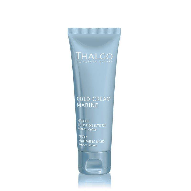 Thalgo Deeply Nourishing Mask 50ml – Mặt nạ dưỡng ẩm làm dịu da tức thì dành cho da khô, nhạy cảm