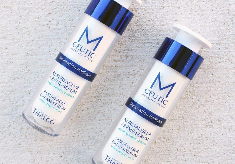 Thalgo MCEUTIC Normaliser Cream-Serum 50ml - Kem dưỡng điều trị và ngăn ngừa mụn