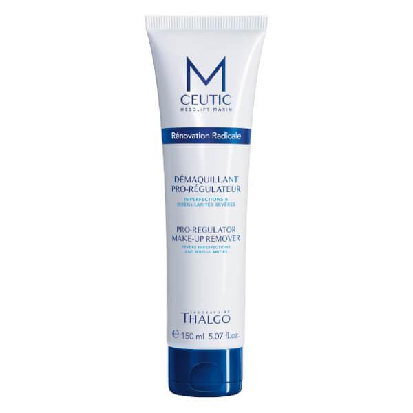 Không còn gì tuyệt vời hơn khi sau một ngày dài làm việc, làn da được làm sạch, trở về trạng thái tự nhiên nhẹ nhàng và sẵn sàng tiếp nhận dưỡng chất từ các loại kem dưỡng ẩm. Tất cả là nhờ có gel tẩy trang Thalgo MCEUTIC Pro-Regulator Make-up Remover.