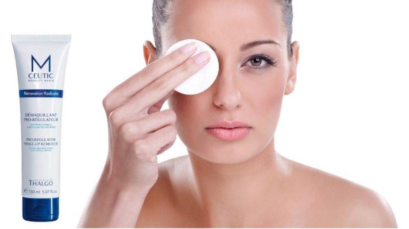 Thalgo MCEUTIC Pro-Regulator Make-up Remover – Trả lại làn da sạch khỏe tự nhiên