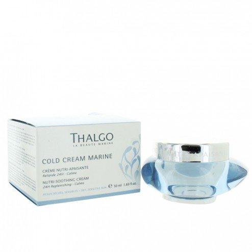 Kem dưỡng ẩm làm dịu da Thalgo Nutri-Soothing Cream 50ml của Pháp
