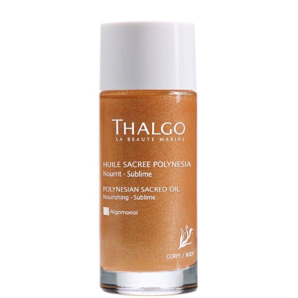 Dầu khô dưỡng ẩm cho da và tóc Thalgo Polynesia Sacred Oil 50 ml được yêu thích số 1 tại Pháp