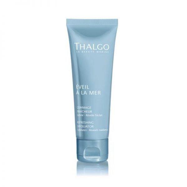 Kem tẩy tế bào chết cho da thường và da hỗn hợp Thalgo Refreshing Exfoliator 50ml bán chạy số 1 tại Pháp