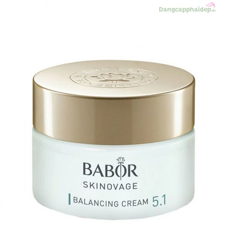 Babor Skinovage Balancing Cream - Kem dưỡng ẩm cân bằng da