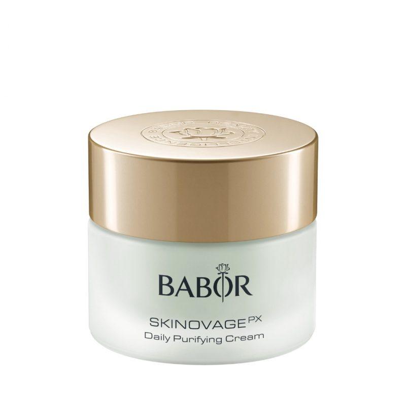 """Kem trị mụn ban ngày Babor Pure Daily Purifying Cream 50ml (Đức) dành cho da dậy thì – """"Bí quyết"""" triệt tiêu mụn cấp tốc"""