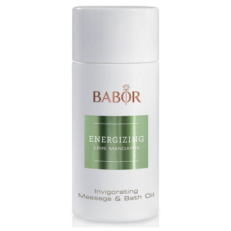 Dầu ngâm bồn massage thư giãn Babor Invigorating Massage & Bath Oil 200ml