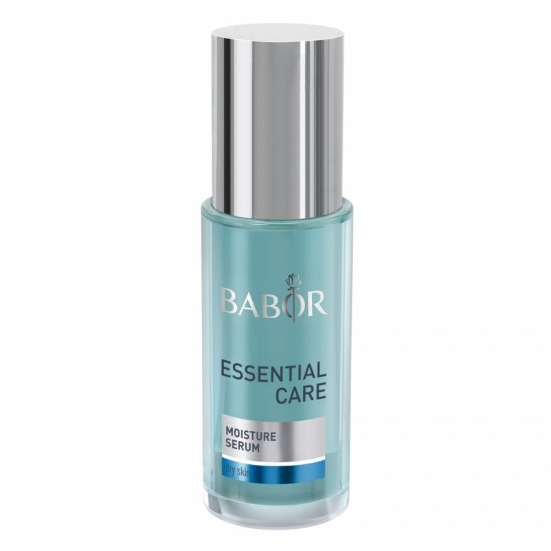 Huyết Thanh Babor Essential care Moisture Serum  - Khôi phục tức thì làn da khô ráp, thiếu sức sống
