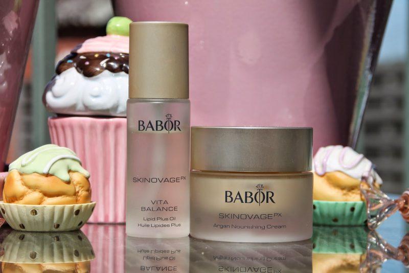 Dầu dưỡng da khô & nhạy cảm Babor Skinovage VB Lipid Plus Oil