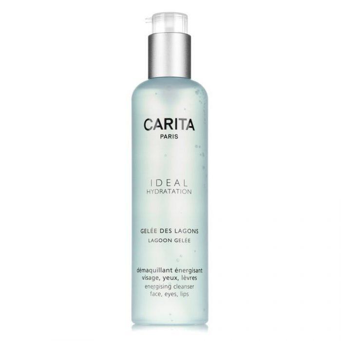 Gel tẩy trang Carita Ideal Hydratation Lagoon Gelée