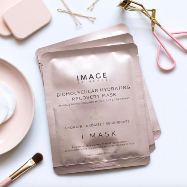 Mặt nạ dưỡng ẩm, giảm nhạy cảm Image Skincare Biomolecular Hydrating Recovery Mask